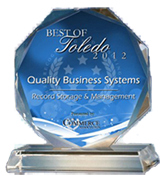 Quality Business Systems Award